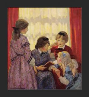 Little Women Jessie Willcox Smith 1923
