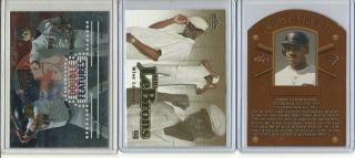 HUGE COLLECTION AUTO GU RELIC REFRACTOR SERIAL # INSERT CARD LOT HIGH