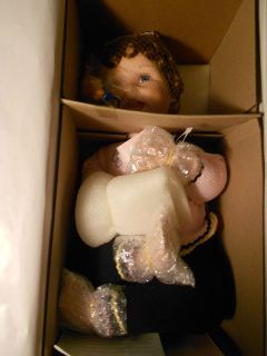 Ashton Drake Collectible Porcelain Doll  Sylvesters Surprise