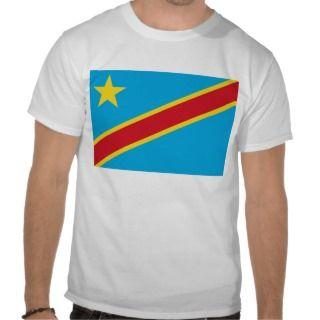 Democratic Republic of the Congo Tshirt