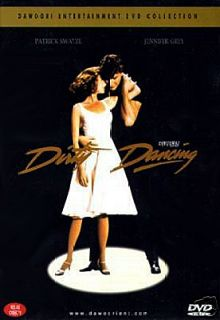 Dirty Dancing DVD Patrick Swayze Jennifer Grey Dance WS