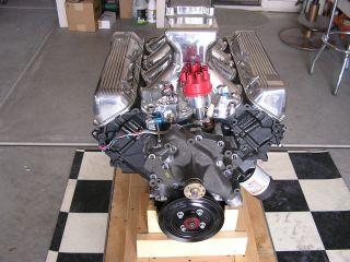Ford 429 Super Cobra Jet Engine