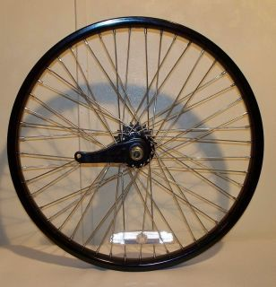 Jesse James West Coast Choppers Rat Rod 20 Bicycle Rear Wheel