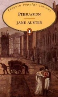 Persuasion Jane Austen Paperback Book