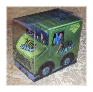 The King of Queens The Complete Series 27 DVDs 9 Seasons IPS Truck Box
