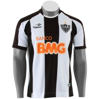 Atletico Mineiro MG Galo Jersey 2011 12 Home Soccer Shirt Authentic