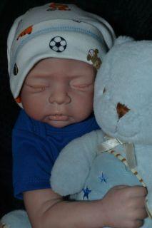 Adorable Reborn Baby Boy Timothy Jills Reborn Nursery