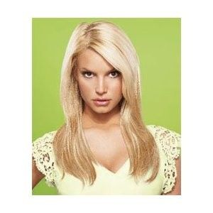 Jessica Simpson Hair do 22 Extension Straight Clip on Hair Extension