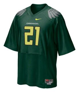 University of Oregon Ducks Home 21 Football Jersey