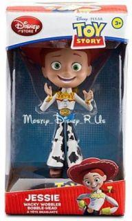 Toy Story Jessie Talking Bobble Head New