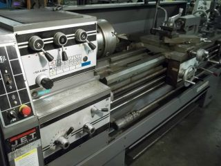 Jet Engine Lathe 16 x 60