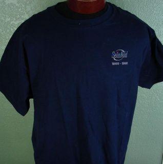 Jerry Seinfeld Film Crew Shirt TV Show RARE XL