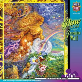 Masterpieces 500 pieces jigsaw puzzle Josephine Wall   Wind of Change