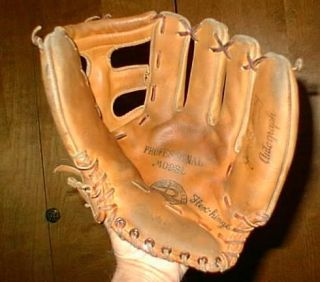 Jim Bunning Reach USA Vintage Baseball Glove