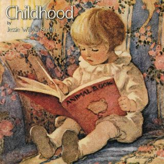 Jessie Willcox Smith 2013 Wall Calendar