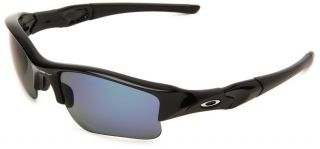 Jacket Polarized XLJ Sunglasses Jet Black w Shallow Blue 24016