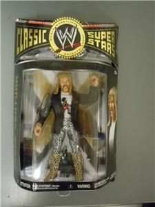 Jesse Ventura WWE Jakks Classic Superstars Series 25 Action Figure