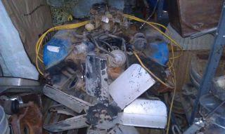 1970 71 Ford 429 Cobra Jet Engine