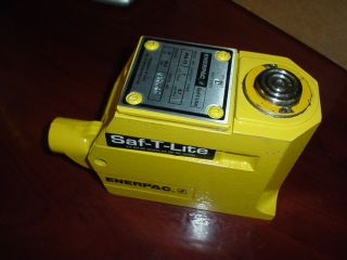 Enerpac JHA 73 Aluminum Hydraulic Hand Pump 7 Ton