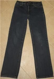 NYDJ not Your Daughters Jeans Straight Leg Womens Size 8 P