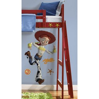 Cowgirl Jessie Toy Story 3 Wall Decals Giant Stickers