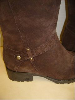 Jillian UGG Womens Riding Boot Size 10 1917 New