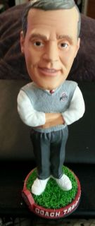 Jim Tressel Bobblehead Forever Collectibles Limited Edition