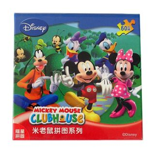 Childrens Jigsaw Puzzles Disney Collection Mickey Mouse Minnie Friends