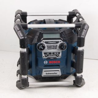 bosch job site radio