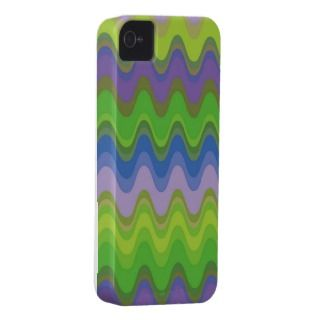 Colorful Zig Zag Pattern Chevron iPhone 4 CaseMate