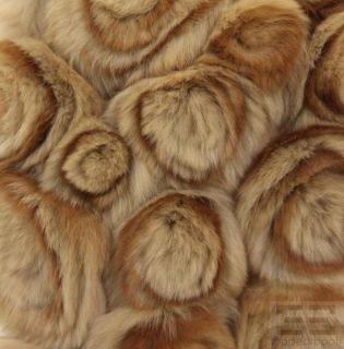 Jocelyn Brown Rex Rabbit Fur Scarf