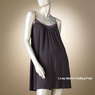 Jennifer Lopez JLO Rhinestone Embellished Chemise Nightgown Modal