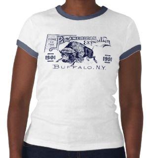 1901 Pan American Expo Tshirts