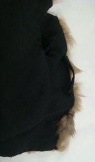 Vintage Barbie Doll Fashion 1970s Fur Coat Jacket
