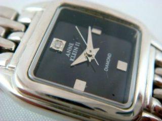 Anne Klein II Diamond Ladies Wrist Watch