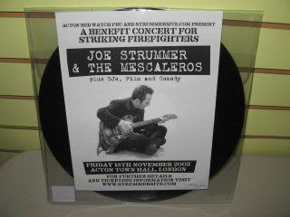 Joe Strummer Mescaleros 2LP RSD 2012 Black Friday Limited 1287 Sealed