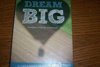 Joel Osteen Dream Big 2 CDs 1 DVD Brand New