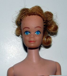 1960s Blonde Midge Doll w Original Box Cover Stand 951 Senior Prom