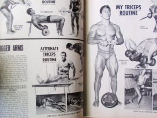 Muscle Builder Bodybuilding Fitness Magazine Joe Nista 2 68