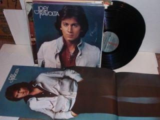 Joey Travolta Self Titled LP Millenium Records MNLP 8007 Vinyl Album