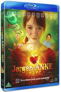 Totally True Love NEW Kids Family Blu Ray DVD Anne Sewitsky M. Berglyd