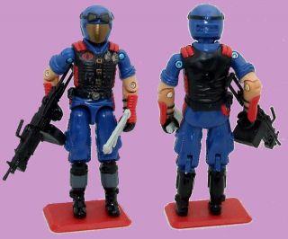 with Machine Gun and Ammo Box Gi Joe Gold Face Mask 3 3 4 In