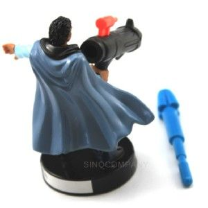 Star Wars Attacktix Painted Figure Lando Calrissian SA08