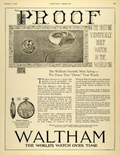 Watch Massachusetts Colonial A Jewelry Spring John Logan Pocket