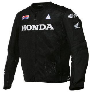 Joe Rocket Honda Performance Mesh Jacket Black 2X Large New