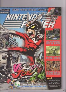 Power Magazine Issue Vol. #172 Viewtiful Joe/The Simpsons hit and Run