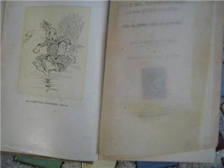 Little Mr Thimblefinger Joel Chandler Harris Wrote Uncle Remus Books