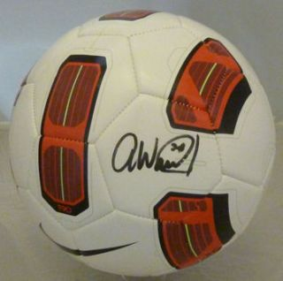 Abby Wambach Autographed Signed Team USA World Cup