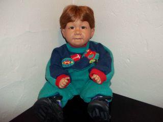 Johannes Zook Originals Mylo Vinyl Doll