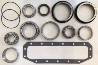 Late 550G 650G John Deere Final Drive Bearing Seal Gasket Kit
